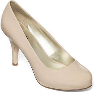 A.N.A Henry Patent Pumps - Wide Width