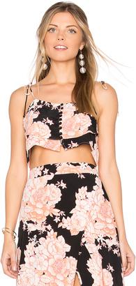 Cleobella Arlington Crop Top $99 thestylecure.com