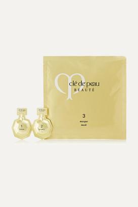 Clé de Peau Beauté Illuminating Concentrate Mask X 6 - Colorless