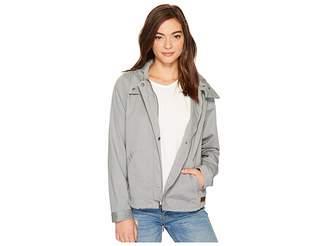 Roxy Watch The Sunrise Hooded Jacket Women's Coat