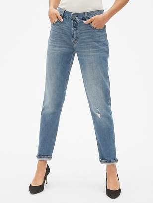 Gap Mid Rise Best Girlfriend Jeans