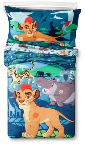 Disney Disney The Lion Guard® Blue Bedding Set (Toddler) 4pc