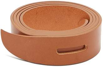 Isabel Marant Lecce knot leather waist belt