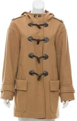 Sportsmax Code Short Duffle Coat