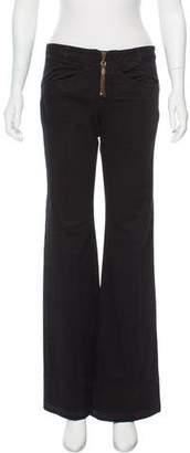 Just Cavalli Mid-Rise Wide-Leg Jeans w/ Tags