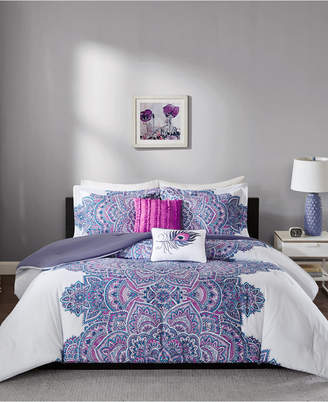 Mila Louise Intelligent Design 5-Pc. Full/Queen Comforter Set Bedding