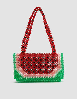 Susan Alexandra Watermelon Dream Mini Tote Bag