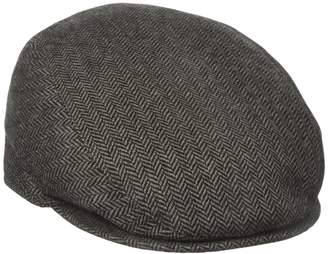 Stetson Men's Wool Herringbone Ivy Cap