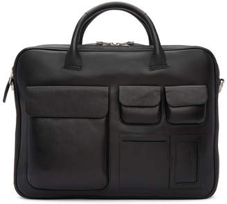 Tiger of Sweden Black Accordant Briefcase