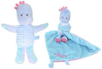 In the Night Garden Iggle Piggle Blankie and Soft Toy