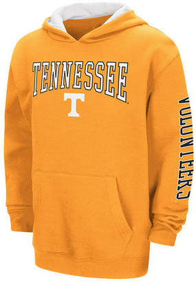 Colosseum Tennessee Volunteers Zone Pullover Hoodie, Big Boys (8-20)