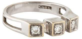 Chimento 18K Diamond Band