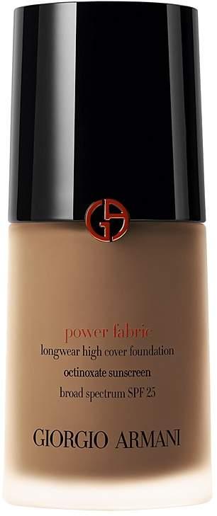 Giorgio ArmaniArmani Power Fabric Long-Wear High Cover Liquid Foundation