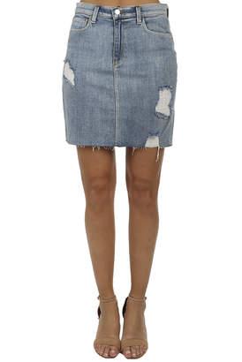 L'Agence Manuela High Rise Skirt