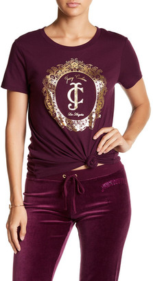 Juicy Couture Framed Cameo Tee $19.97 thestylecure.com