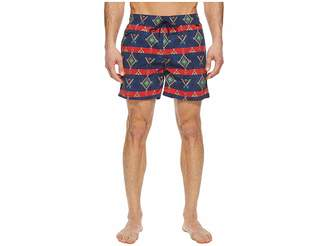 Polo Ralph Lauren Explorer Shorts w/ Swim Bag Men's Swimwear