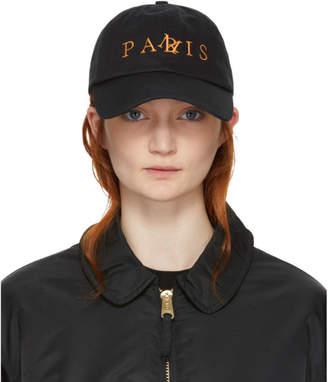 Perks And Mini Black Pamris Cap