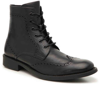 Unlisted Blind-Sided Wingtip Boot - Men's