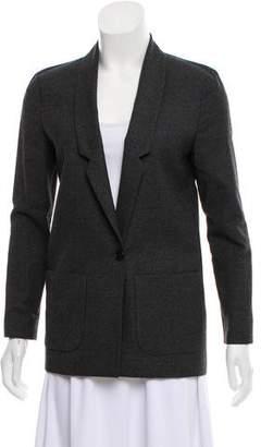 BLK DNM Long Sleeve Wool Jacket