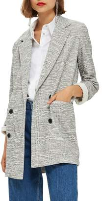 Topshop Sam Double Breasted Coat