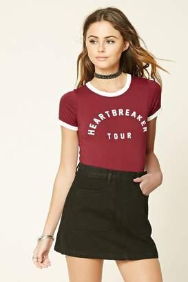 Forever 21 Heartbreaker Tour Bodysuit