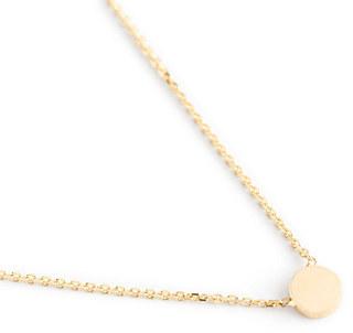 J.Crew MociunTM mini-circle necklace