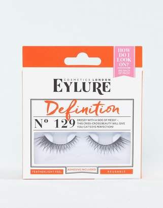 Eylure Definition 129 False Eyelashes