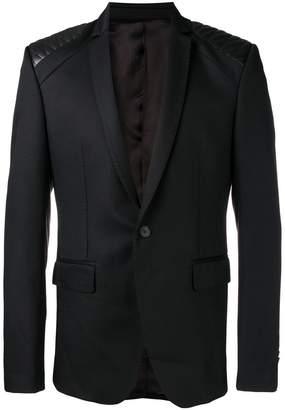 Les Hommes classic cut blazer