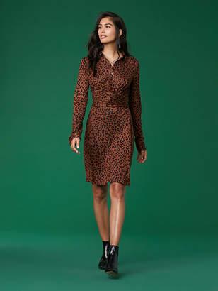 Diane von Furstenberg Didi Silk Jersey Wrap Dress