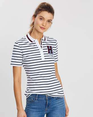 Tommy Hilfiger Polo Shirts For Women - ShopStyle Australia aed2a5d55d