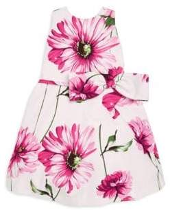 Helena and Harry Baby's, Toddler's, Little Girl's& Girl's Peonies Sleeveless Dress