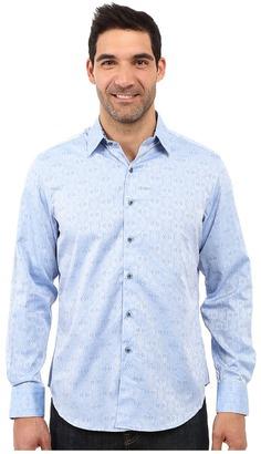 Robert Graham Cullen Sport Shirt $188 thestylecure.com