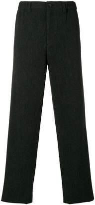 Issey Miyake (イッセイ ミヤケ) - Issey Miyake tapered trousers