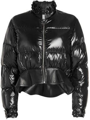 Noir Kei Ninomiya Moncler Genius 6 Moncler Olivine Embellished Down Jacket