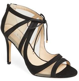 Nina Cherie Illusion Sandal (Women) $88.95 thestylecure.com