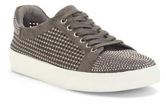 Vince Camuto Chenta Perforated & Studded Suede Sneaker