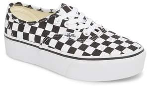 Vans UA Authentic Platform 2.0 Sneaker