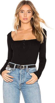LnA Monika Sweater Rib Henley