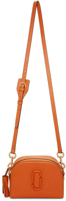 Marc Jacobs Orange Shutter Camera Bag