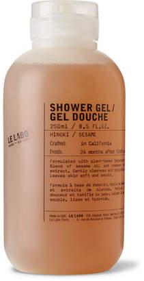 Le Labo Hinoki Shower Gel, 250ml