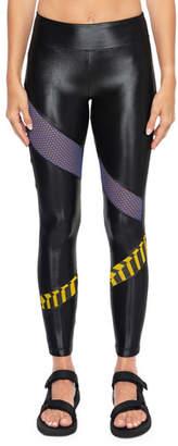 Koral Activewear Costa High-Rise Mesh Leggings