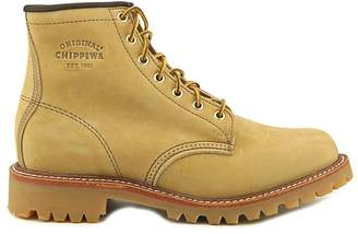 Chippewa Boots Mens 1901G30 Leather Boots 8.5 US