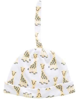 Roberta Roller Rabbit Girls' Giraffe Print Beanie w/ Tags