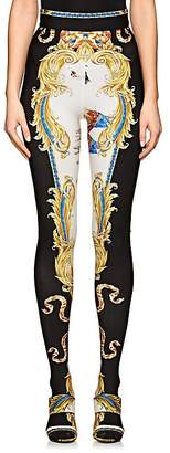 Versace Women's Graphic Footed Leggings