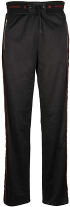 Givenchy Side Stripe Logo Track Pants