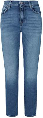 7 For All Mankind The Relaxed Skinny Girlfriend Jeans