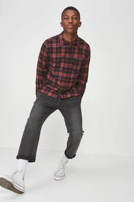 Cotton On 91 Flannel Check Shirt