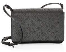 Burberry Hampshire Perforated Leather Crossbody