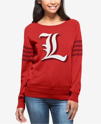 '47 Women's Louisville Cardinals Ultra Drop Needle Sweater