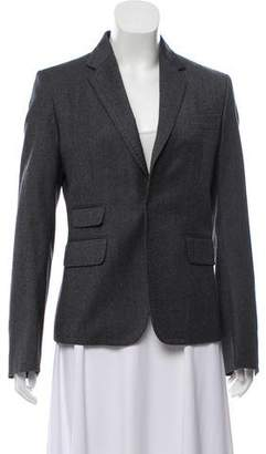 DSQUARED2 Wool Long Sleeve Jacket